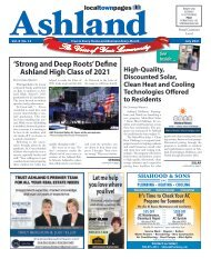 Ashland July 2021