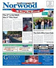 Norwood July 2021