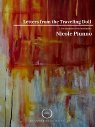 Letters from the Traveling Doll