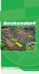 Branchenverzeichnis - Seukendorf
