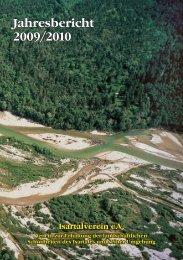 Jahresbericht 2009/2010 - Isartalverein eV