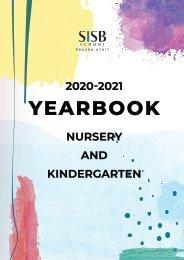 Nursery and Kindergarten Yearbook AY 2020-2021 (Pracha Uthit campus)