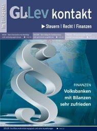 Steuern | Recht | Finanzen - GL VERLAGS GmbH