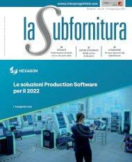 La Subfornitura n°3 - Maggio / Giugno 2021