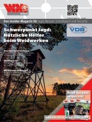 Waffenmarkt-Intern 07-08/2021