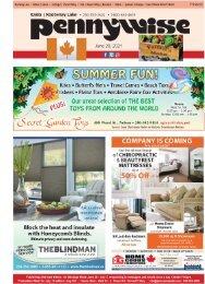 June 28, Pennywise – Kootenay Lake