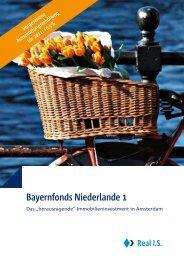 Bayernfonds Niederlande 1