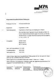 PVC-P-Fugenband A 15 SM - Kunex GmbH Chemnitz