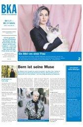 Berner Kulturagenda N°23