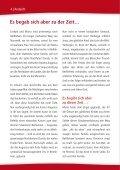 Hospizgruppe Bückeburg stellt sich vor Zeitzeugen gesucht ... - Seite 4