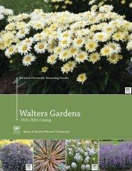 2021-2022 Walters Gardens Catalog