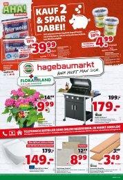 BBK Hagebaumarkt Konz KW26