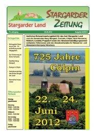 75. Jahrgang 22.06.2012 Ausgabe 06/2012 - Schibri-Verlag