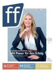 ff Magazin Ausgabe 4