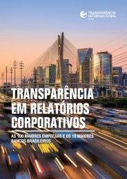 Transparência em Relatórios Corporativos