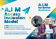 A.I.M. Digital Resource Pack for Businesses 2021