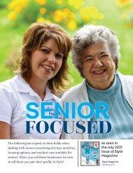 Senior Focused Stand Alone-June 2021