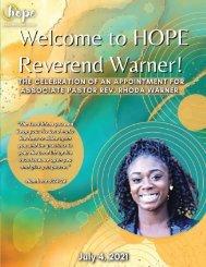 July 4, 2021 Bulletin - 6th Sunday After Pentecost