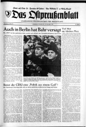 Folge 46 vom 17.11.1973 - Archiv Preussische Allgemeine Zeitung