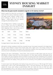 Tower & London July Brochure