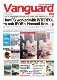 30062021  - How FG worked with INTERPOL to nab IPOB's Nnamdi Kanu