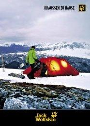 Jack Wolfskin Katalog Herbst Winter 2012 - CH