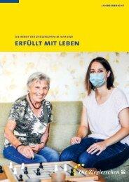 Erfüllt mit Leben: Die Arbeit der Zieglerschen im Jahr 2020