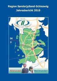 Der Jahresbericht 2010 - Regionskontor