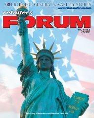 Retailers Forum Magazine July 2021 EMAG