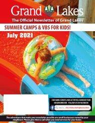 Grand Lakes July 2021
