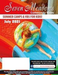 Seven Meadows July 2021
