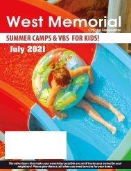 West Memorial July 2021