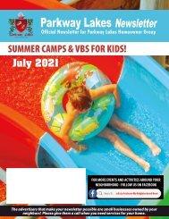 Parkway Lakes July 2021