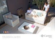 Mobiliário de Jardim e para Exterior | Carmo Wood
