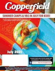 Copperfield July 2021