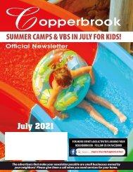 Copperbrook July 2021