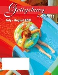 Gettysburg July 2021