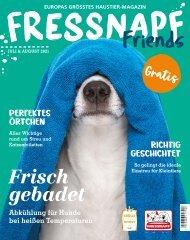 Fressnapf Friends 04/21