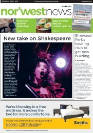 Nor'West News: July 01, 2021