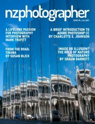 NZPhotographer Issue 45, July 2021