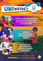 Revista Jun Uninotas Edición 68