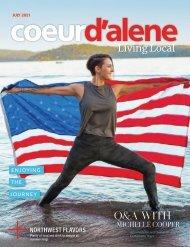 July 2021 Coeur d'Alene Living Local