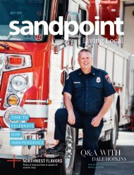 July 2021 Sandpoint Living Local