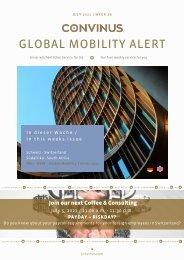 CONVINUS Global Mobility Alert Week 26