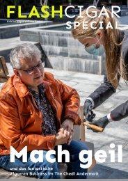 FlashCigar Special - The Chedi Andermatt: Mach geil!