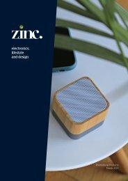 electronic, lifestyle & design * ZINC.