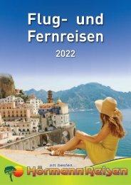 Fernreisen 2022 MIT HÖRMANN-REISEN