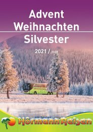Weihnachten 2021-22 MIT HÖRMANN-REISEN