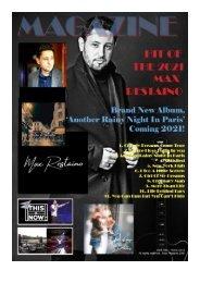 Magazine 2021 July 22 Album Release
