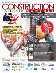 Construction Monthly Magazine | Atlanta 2021 Build Expo Show Edition